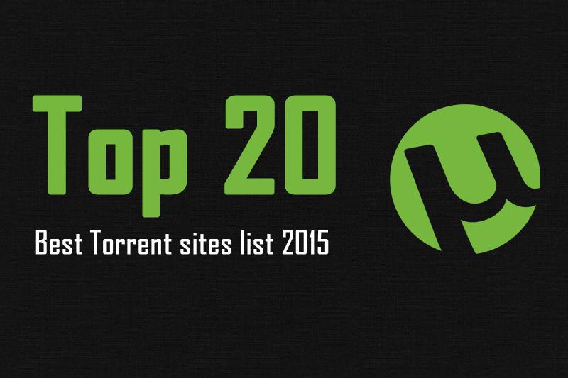 Best Torrent sites list 2015
