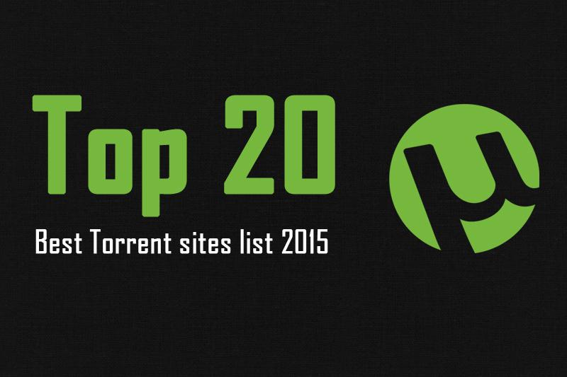list of torrent sites